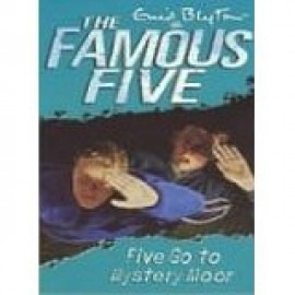 The Famous  Five Go to Mystery Moor (1954) Vol 13 Famous Five Series