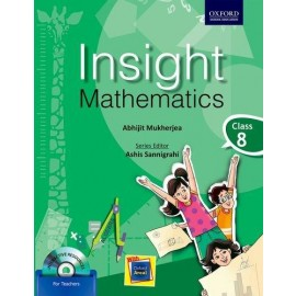 Oxford Insight Mathematics for Class 8