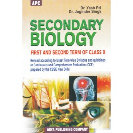 APC Secondary Biology for Class 10