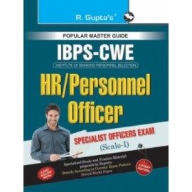 RPH IBPS Specialist Officers (HR/Personnel Officer)-Scale-I Common Written Exam Guide (R-1799) - 2019
