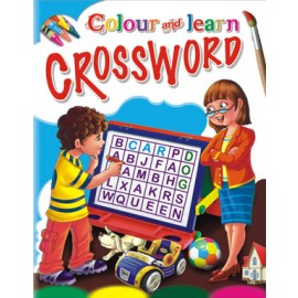 Colour & Learn Crossword (Manoj Publications)