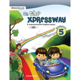 Macmillan On the Xpressway Workbook for Class 5