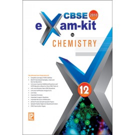 Comprehensive Exam-Kit in Chemistry for Class 12 by Laxmi Publications