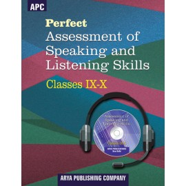 APC Perfect Assessment of Speaking and Listening Skills for Class 9 & 10