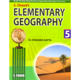 S Chand Elementary Geography Book 5