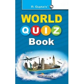 RPH World Quiz Book with Biographies of Great Personalities (R-555) - 2019