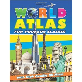 Dreamland World Atlas for Primary Classes