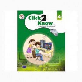 New Saraswati Computer Science Click 2know Textbook for Class 4