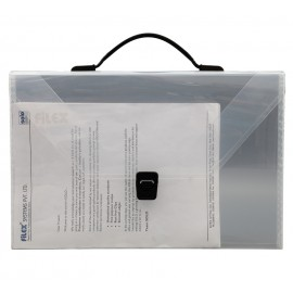 Solo Document Case-Lock & Handle F/C (DC557)
