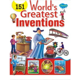 151 World's Greatest Inventions (Manoj Publications)