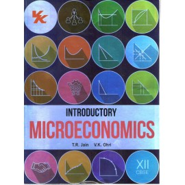 VK Global Introductory Microeconomics for Class 12 by TR Jain, VK Ohri (2017-18)