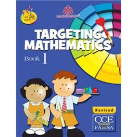 Madhuban Targeting Mathematics for Class 1 by Pearl Scott & Sheetal Choudhry