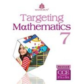 Madhubun Targeting Mathematics for Class 7 by Lata Thergaonkar