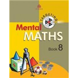 Madhubun Targeting Mental Maths for Class 8  by Lata Thergaonkar