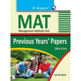 RPH MAT Previous Papers Solved (R-971) - 2019