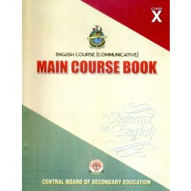 CBSE Interact in English Main Course Book (Course 'A' Communicative) for Class 10