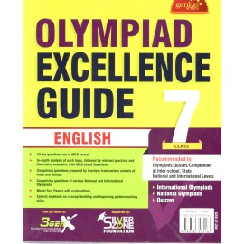 Silver Zone Olympiad Excellence Guide English for Class 7