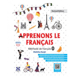 New Saraswati Textbook of French Apprenons Le Francais Part 0