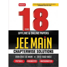 MTG 17 Years JEE Main Chapterwise Solutions Engineering (2020)