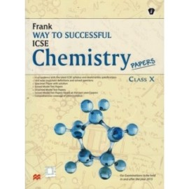 Frank Brothers ICSE Sample Paper Chemistry for Class 10 (2019)