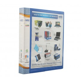 Solo Ring Binder-2D Ring A4 (RB405)