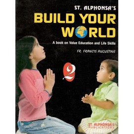 ST Alphonsa's Build Your World for Class 2