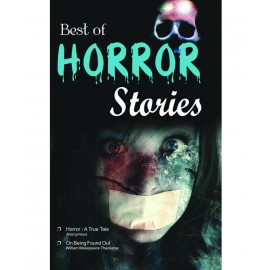 Little Scholarz  Best of Horror Stories A True Tale & other Stories (S-064)