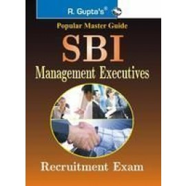 RPH SBI: Management Executive Recruitment Exam Guide (R-1119) - 2018