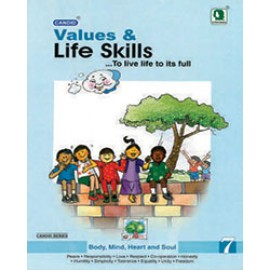 Evergreen Candid Values & Life Skills for Class 7
