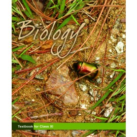 NCERT Biology Textbook for Class 11 (With Binding)