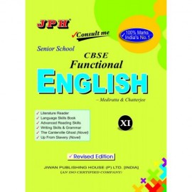 JPH Guide Senior School of Functional English for Class 11 by Mediratta & Chatterjee