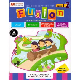 Macmillan Fusion for Class 2 Term 1 with Workbook