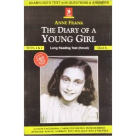 Pigeon (Novel) The Diary of A Young Girl with Answer Textbook for Class 10