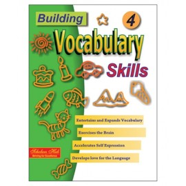 Scholars Hub Building Vocabulary Skills for Class 4