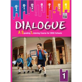 Orient Blackswan Dialogue Listening and Speaking Book 1