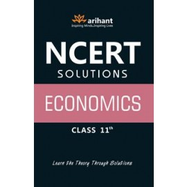 Arihant NCERT Solutions Economics for Class 11