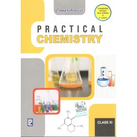 Laxmi Comprehensive Practical Chemistry for Class 11 by Verma NK