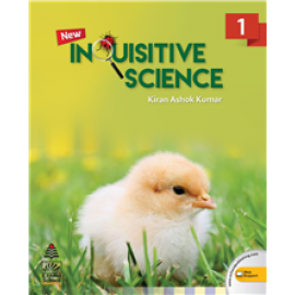 S Chand New Inquisitive Science for Class 1