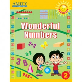 Amity Wonderful Numbers for Class 2
