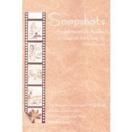 NCERT Snapshots Supplementary Reader Textbook of English (Core) for Class 11 (With Binding)