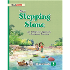 Headword Stepping Stone Workbook for Class 3 (Old Edition)