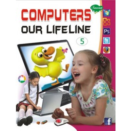 Computer Our Lifeline-5 (Manoj Publications)