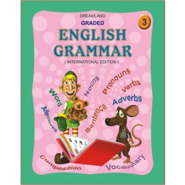 Graded English Grammar Class 3 (Dreamland)