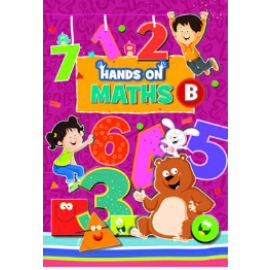 Saar Hands on Maths Book B