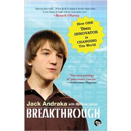 Speaking Tiger Breakthrough How One Teen Innovator is Changing the World by Jack Andraka
