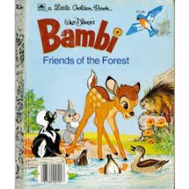 Dreamland Wonderful Story Board Book- Bambi