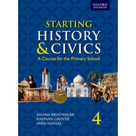 Oxford Starting History & Civics for Class 4
