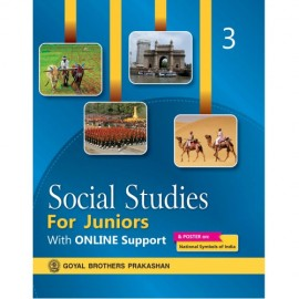 Goyal Brothers Social Studies Junior for Class 3