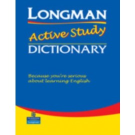 Pearson Longman Active Study Dictionary of English