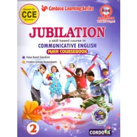 Cordova Jubilation Communicative English (Course Book) for Class 2
